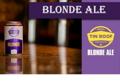Tin Roof Blonde - Brews