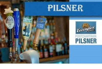 Ponchartrain Pilsner - Brews